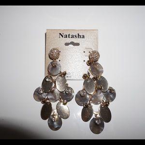 NATASHA: Dangle Earrings
